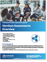 Harrison Assessments Overview